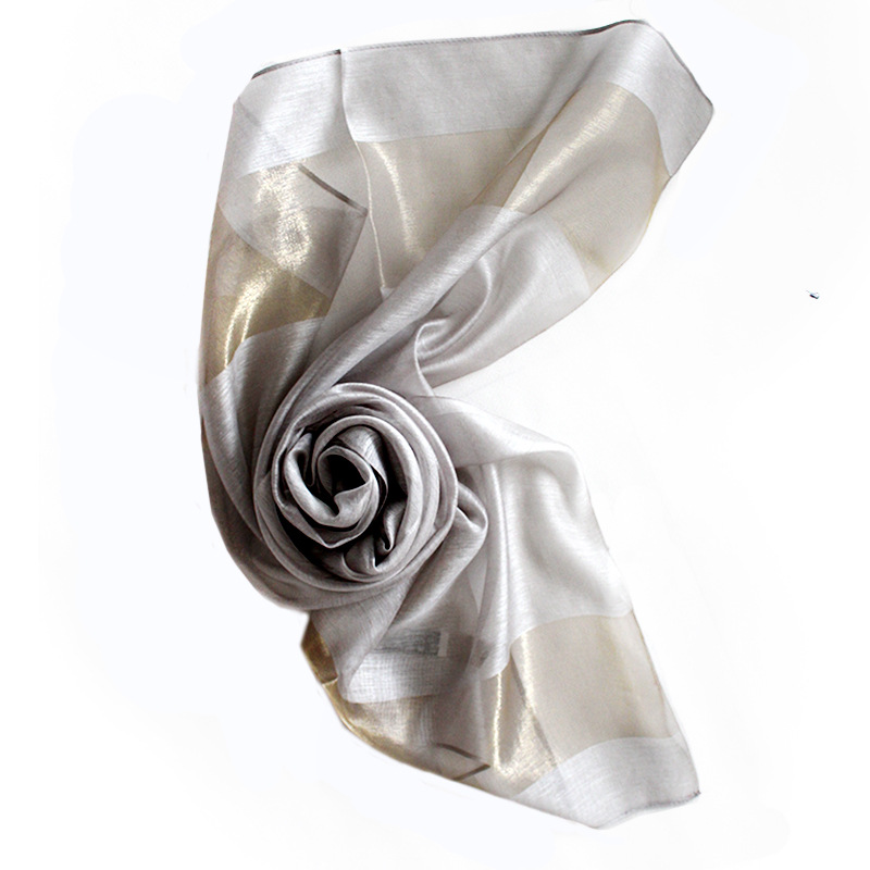 New Silk Women Scarfs