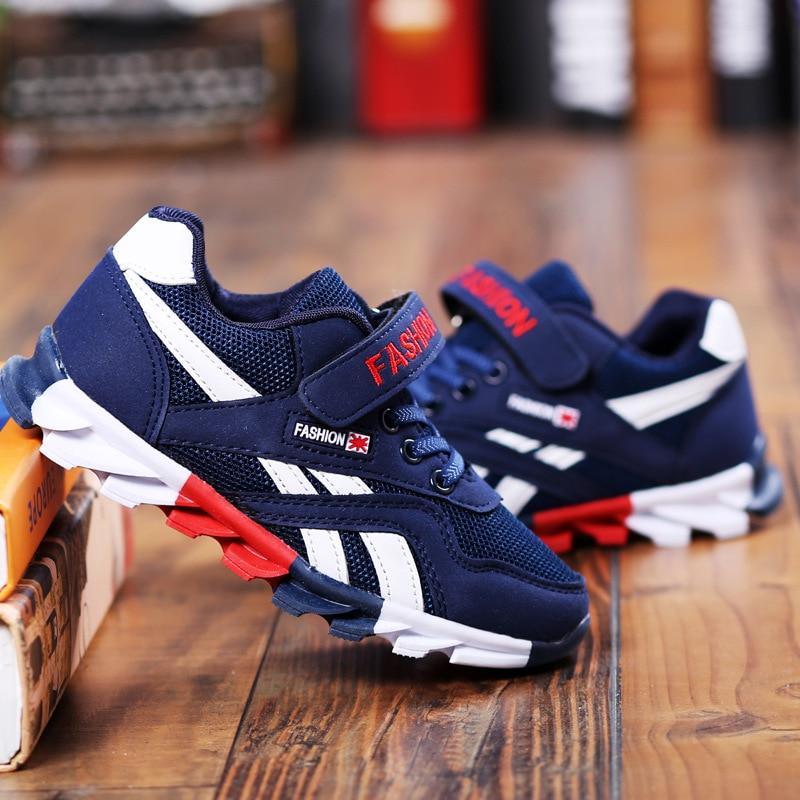 qloblo Fashion Sneakers Jongens Sportschoenen Running Merk - Kinderschoenen - Foto 4