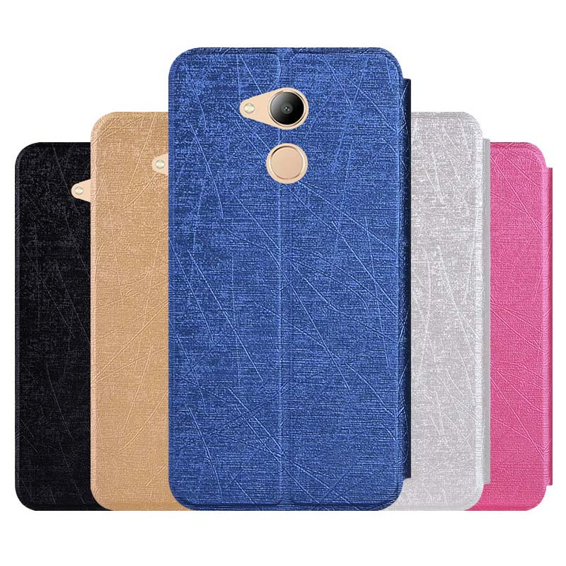 For Huawei Honor C Pro Case Cover Super Thin Fashion Leather Flip