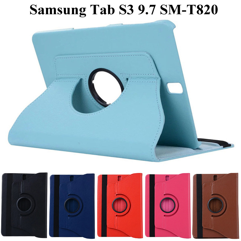 360 Rotating Flip Stand Smart PU Leather Case for Samsung Galaxy Tab S3 s3 9.7 SM-T820/T825/T829 9.7 inch Tablet case+Film+Pen360 Rotating Flip Stand Smart PU Leather Case for Samsung Galaxy Tab S3 s3 9.7 SM-T820/T825/T829 9.7 inch Tablet case+Film+Pen