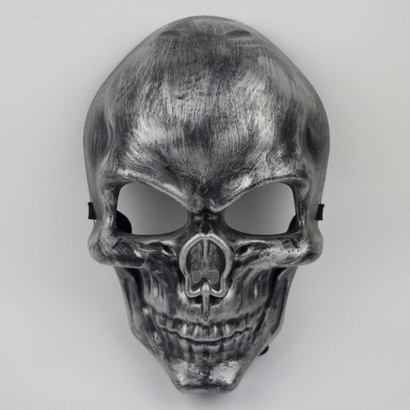 new 2017 full face cs games skeleton skull party masks masquerade mask adult kids fancy dress halloween decoration