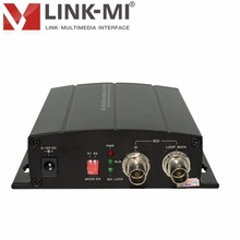 LINK-MI SD/HD/3G-SDI spliiter signal HDMI AV CVBS Converter With 1 Channel SDI Signal Loop Out for Projection monitor camera
