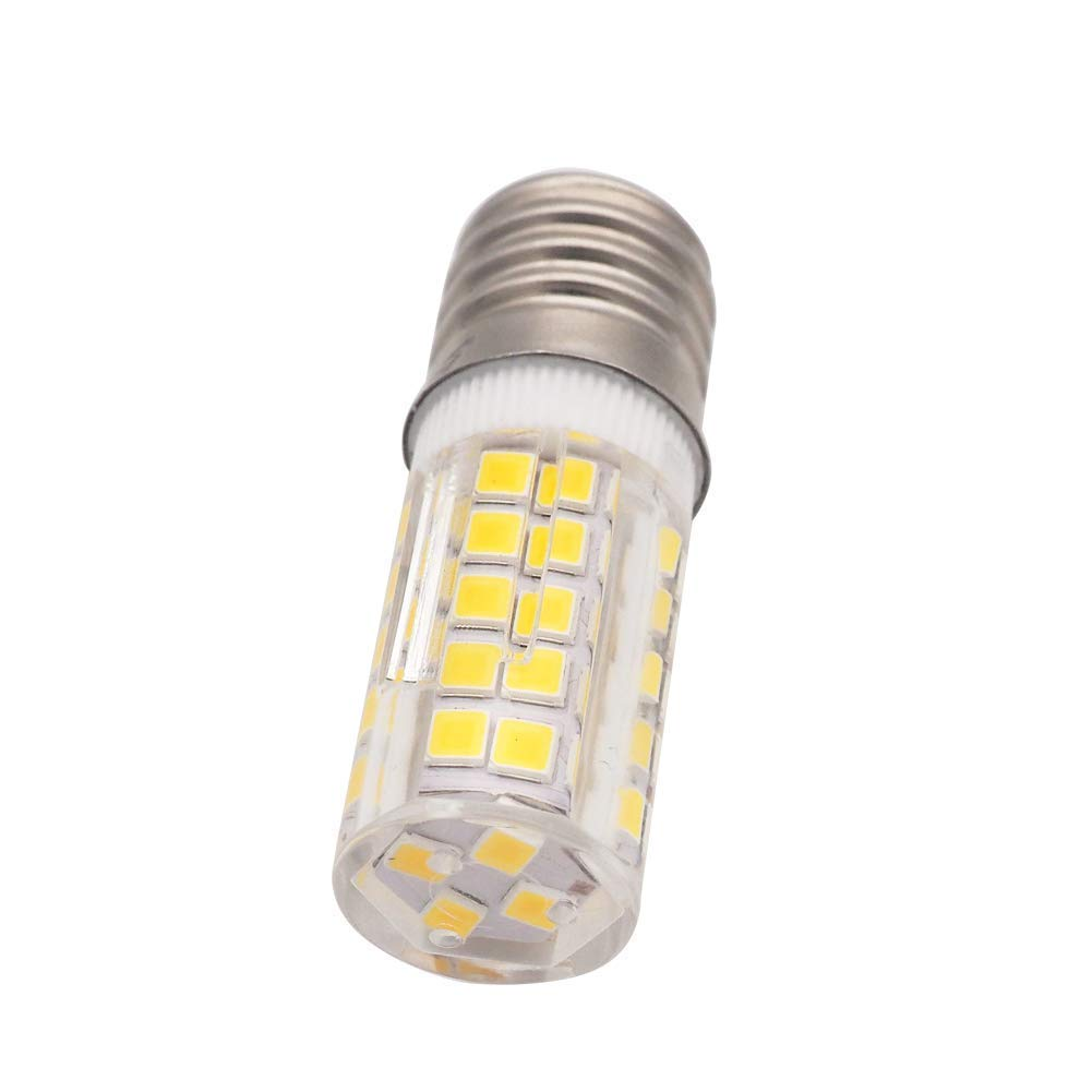 Image 4 - E17 LED Bulb Illuminator for Microwave 6W AC 110/220V 2835 SMD Ceramic Equivalent 60W Incandescent Cerami Warm/Cold White 10PACK-in LED Bulbs & Tubes from Lights & Lighting