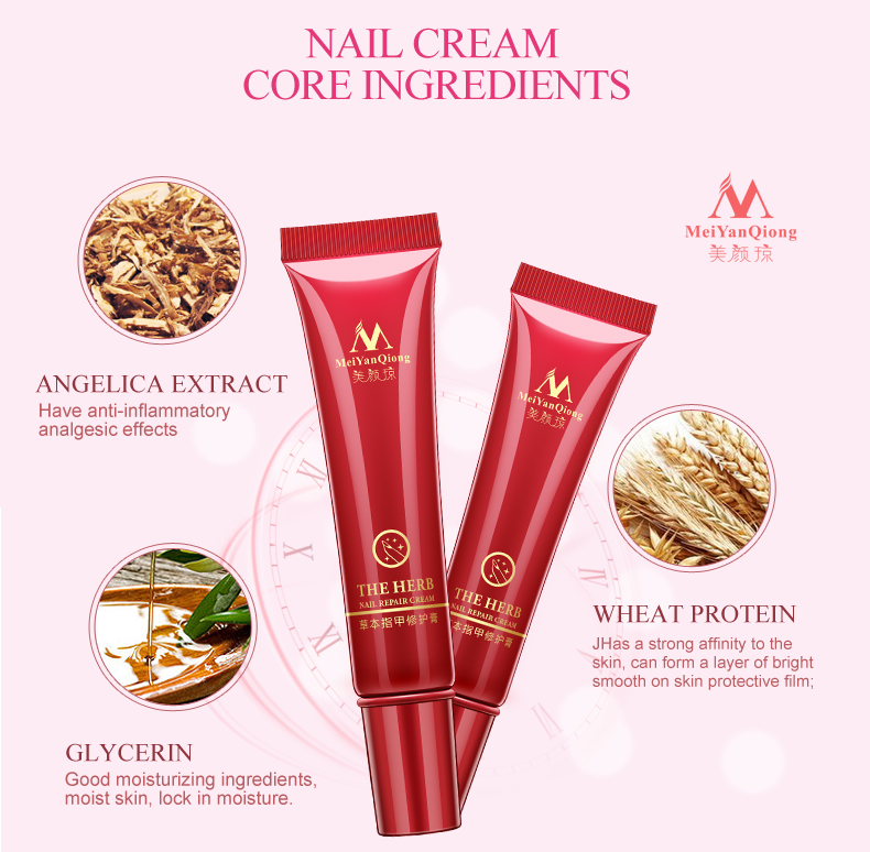 Nail treatment cream 4