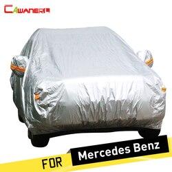 Cawanerl Completa Copertura Auto Auto Anti UV Pioggia Sole Neve Resistente Della Copertura Per Mercedes Benz B150 B170 B180 B200 CLA200 CLA220 CLA260