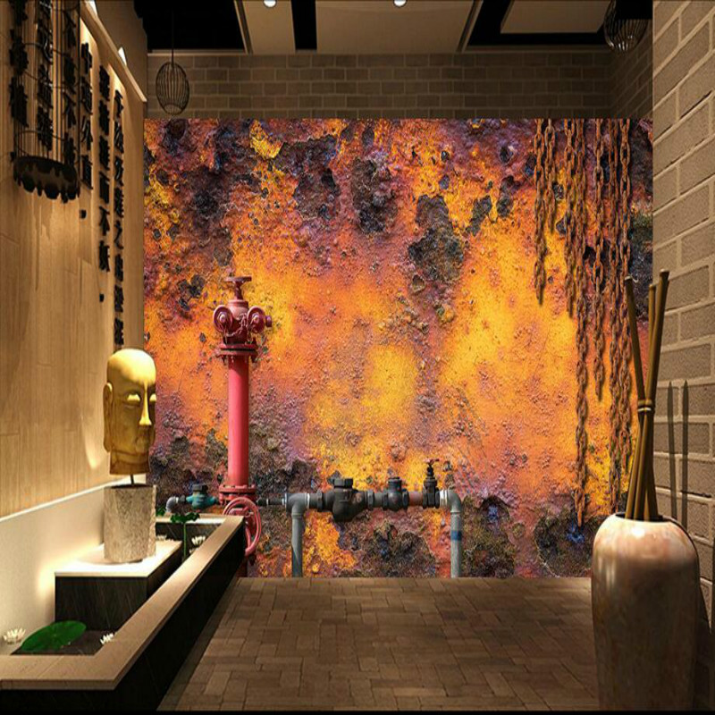 3d Silk Wallpaper for Living Room Home Improvement Photo Modern Nonwovens Wallpaper Background Wall paper decoration painting