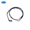 Darmowa wysyłka tylny hamulec tarczowy Pad czujnik zużycia hamulca czujnik dla bmw serii 3 E90 OEM: 34356762253