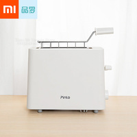 New Xiaomi Youpin Pinlo 500W Electric Bread Toaster Stainless Steel Bread Baking Maker Machine For Sandwich Reheat Kitchen Toast