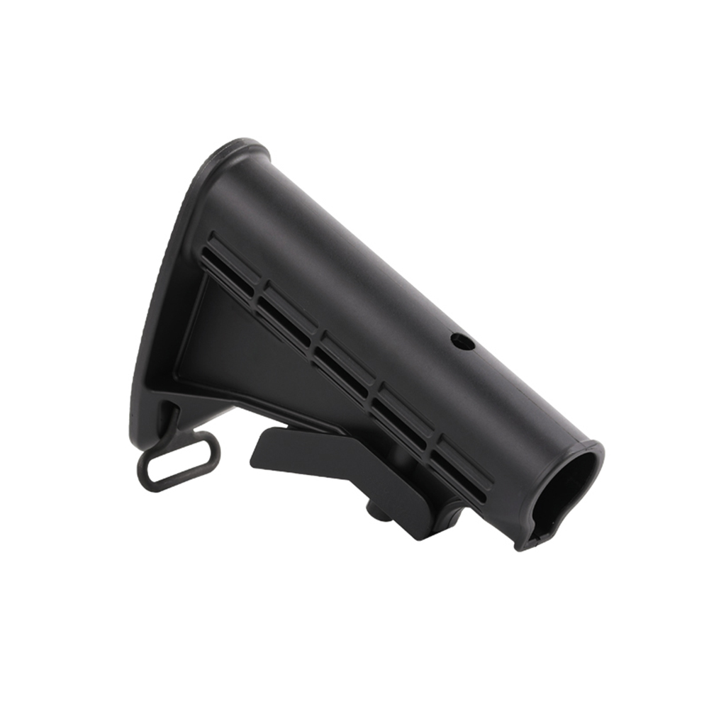 High Quality Nylon Stock For AEG Airsoft Accessories Paintball Air Guns Gel Blaster Pistol Wells M4 556 Gearbox