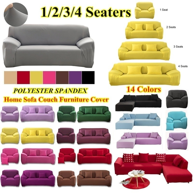 1pc Sofa Mat Fashion Couch Chair Seat Slipcover Protector Home Room Dustproof