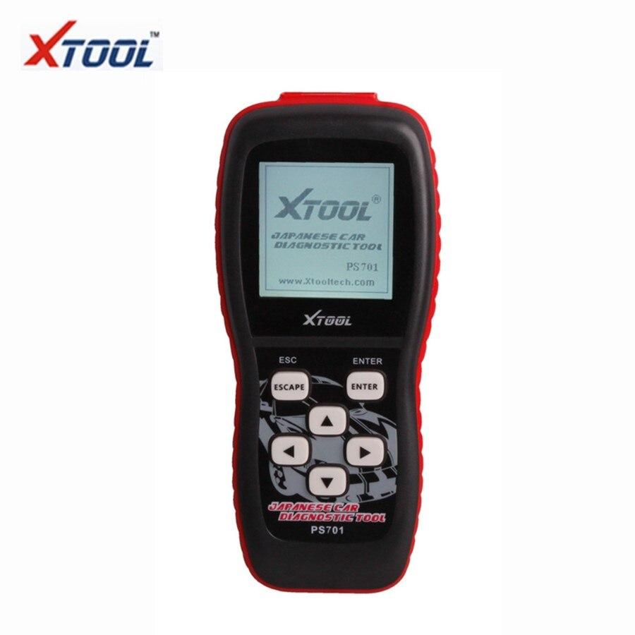 imágenes para Xtool PS701 JP Herramienta de Diagnóstico de PS701 JP Escáner Para TOYOTA/HONDA/MITSUBISHI/SUZUKI/NISSAN De Diagnóstico Electrónico herramienta