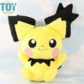 "New Poke Pichu Spiky-eared Soft Plush Toy Pikachu Stuffed Animal Doll Teddy 12"" Big Size Anime Baby Dolls Brinquedos"