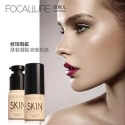 Gesicht Flüssige Foundation Gesicht Basis Make-Up BB Creme Concealer Foundation Primer Einfach Zu Tragen Softtrage Make-Up
