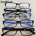 Free Shipping Popular Stylish Multi Colors Full Rim Top Quality Acetate Rectangular Knowledgeable Spectacles Optical Frame 8136