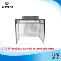 LY 910 Assembled Anti Static Work Table Non Dust Potable Desktop Work Platform Free Tax To