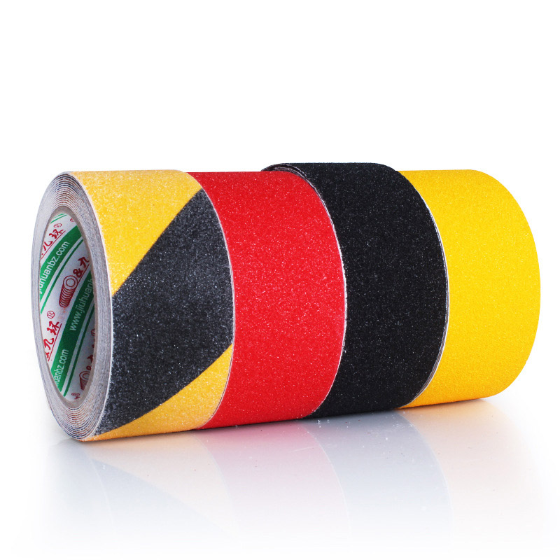 2.5cmx5m Anti Slip Traction Tape Strong Grip Abrasive Tapes For Indoor Outdoor Stairs Boat Decks KM88