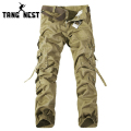 2017 Spring & Summer Hot Selling Multi-colors Full-length Pockets Pants Fashionable Male New Arrival Cargo Pants MKX791