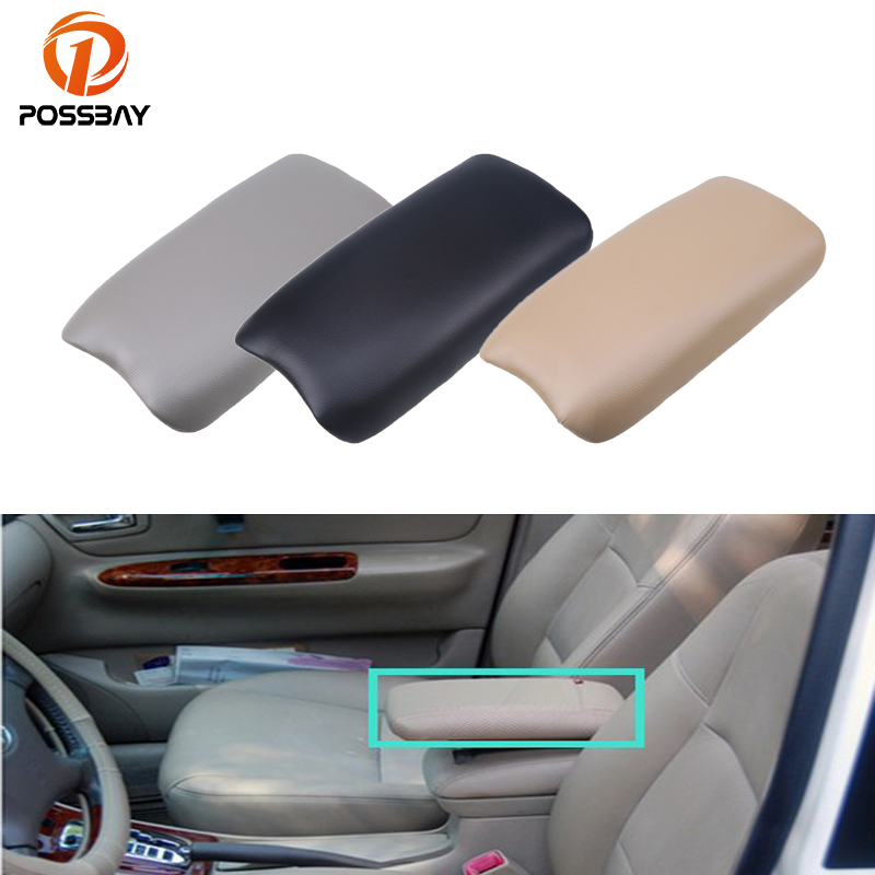 Armrest Center Console Cover Grey for Honda Civic 2006-2011 2007 2008 2009 2010