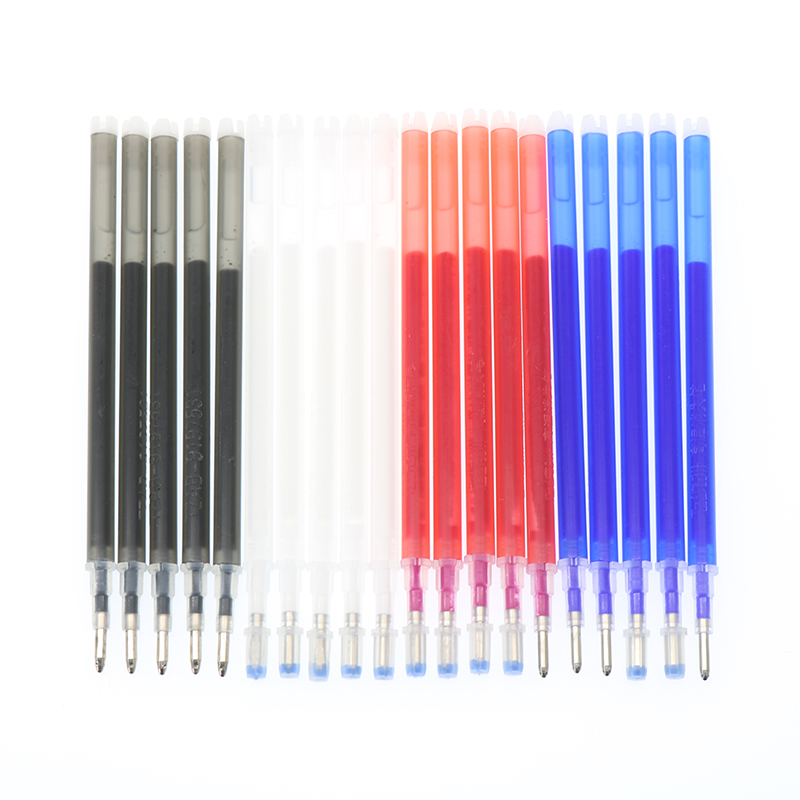 Sewing Tools 5pcs Water-Soluble Leather Ironing Cloth Heating Line Marker Pen Sewing High Temperature Can Disappear