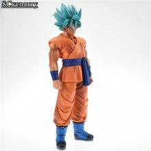 Dragon Ball Z Resurrection F Son Gokou PVC Action Figure Collectible Model 28cm