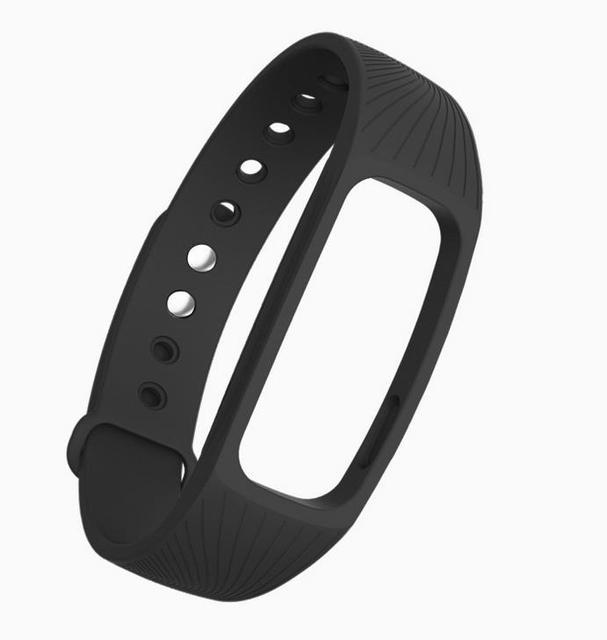 ID107 Vòng Đeo Tay Thông Minh Nhạc Strap Thay Thế Watchbands Silicone BELT 5 Colors Phụ Kiện cho ID107