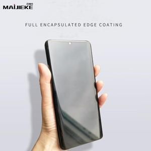 Image 5 - واقي شاشة 10d أمامي + خلفي هيدروجيل لهاتف آيفون 11 برو ماكس واقي شاشة من البولي يوريثان لهاتف آيفون X Xs Max Xr هيكل كامل نانو