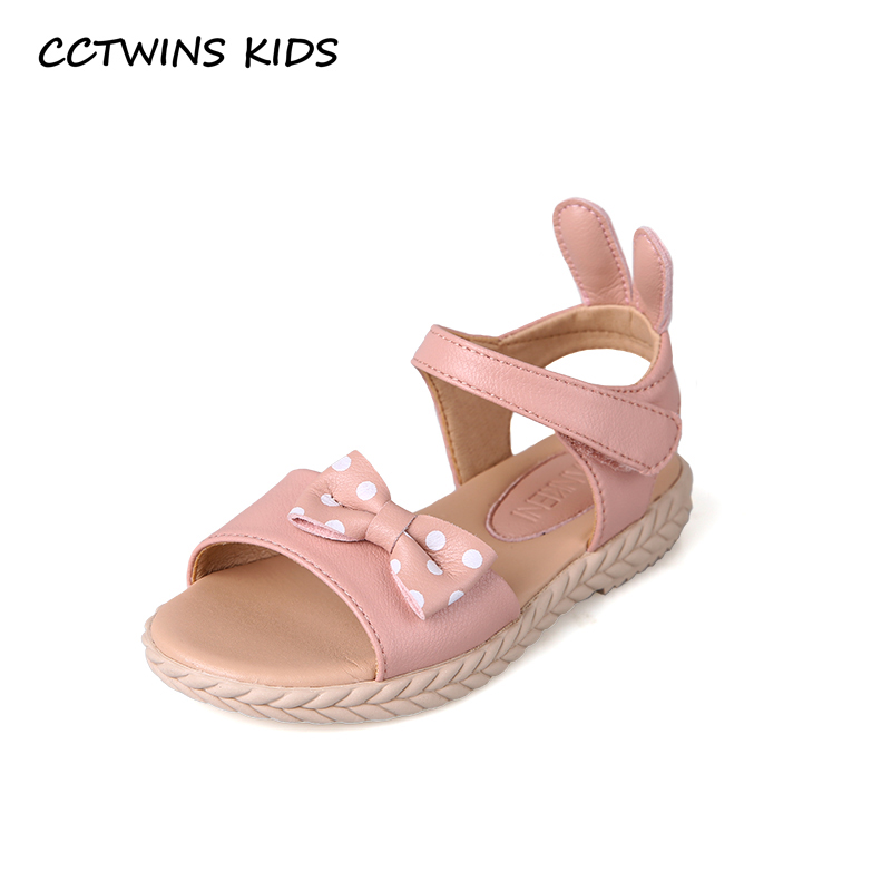 CCTWINS Kids Shoes 2019 Summer Girls Fashion Party Dress Toddler Children Bow Flat Princess Baby Brand Sandals Shoe PS725CCTWINS Kids Shoes 2019 Summer Girls Fashion Party Dress Toddler Children Bow Flat Princess Baby Brand Sandals Shoe PS725