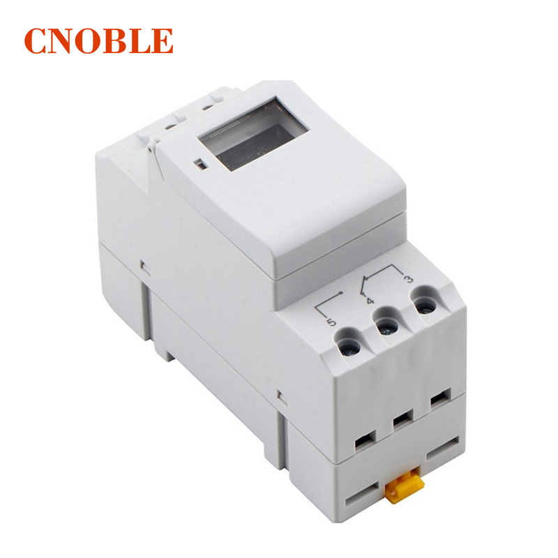 AC 220V Digital LCD Power Timer Programmable Time Switch Relay 16A GOOD temporizador Din Rail AHC15 hhs6a correct time countdown intelligence number show time relay bring power failure memory ac220v