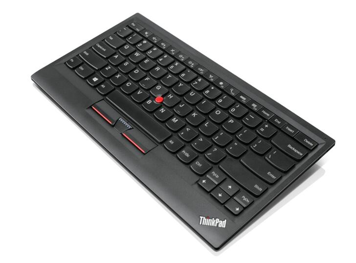 New Original 0B47189 For Lenovo ThinkPad Compact Bluetooth Wireless US Keyboard With USB Charge Trackpoint For Tablet PC Laptop