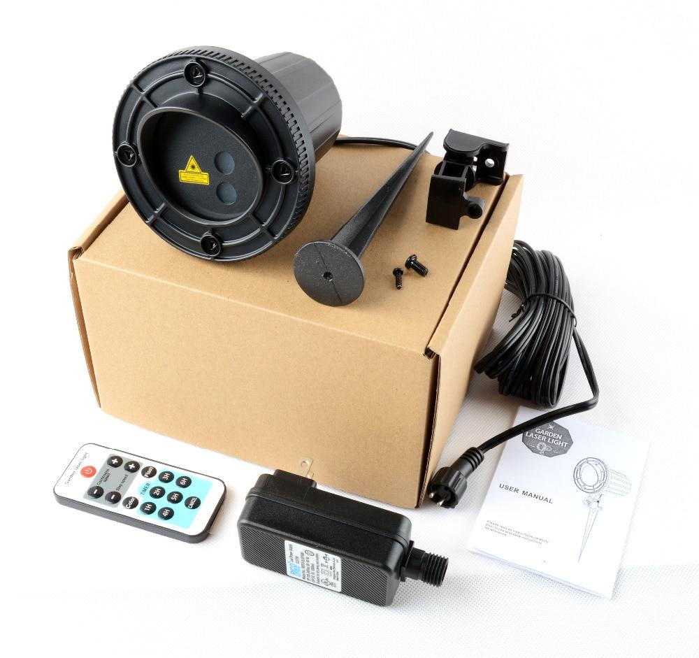 Aliexpress.com : Buy laser christmas lights outdoor RF Remote RG ...