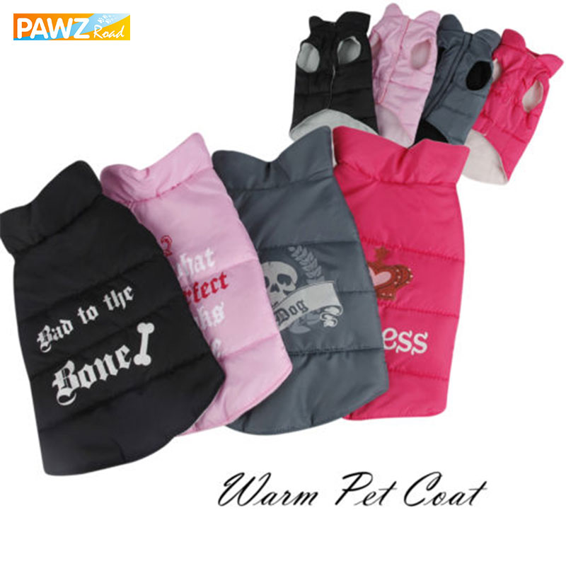 Hot!!!Dog Coat Pet Jacket Dog Clothes Puppy Apparel Fashion Design Pet Products