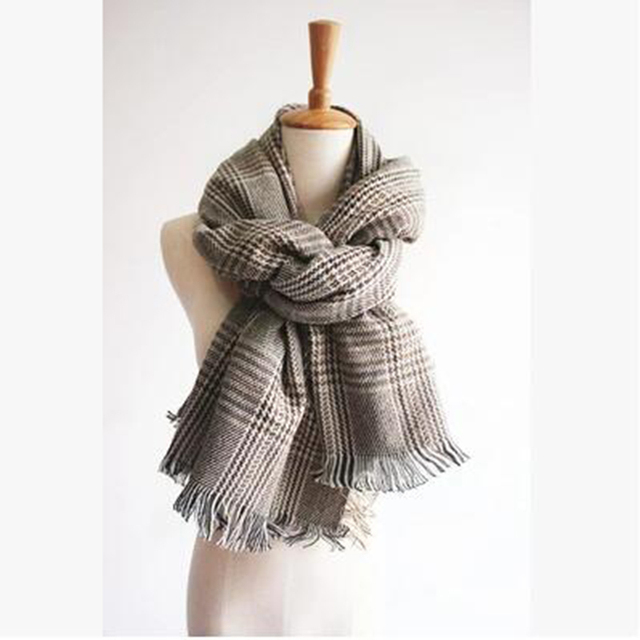 Women Plaid Fashion Scarf Multiduty Sale Women's Scarves Foulard Femme Scarf Luxury Brand High Quality Scarves for Women