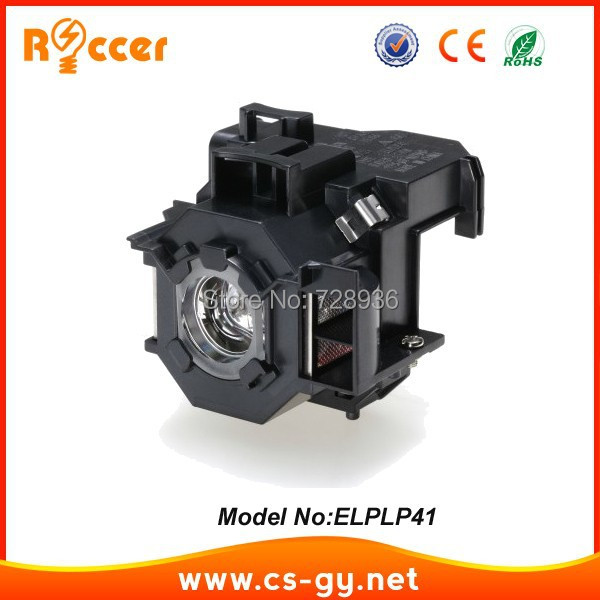Compatible Projector Lamp V13H010L41For EPSON EB-S6/EB-X6/EB-S5/EB-S52/EB-S62/EB-X5/EB-X52/EB-X62/EX30/EX50/TW420/W6/77C 150mm diameter glass pendant light edison bulb led vintage copper white ball glass shade lighting fixture brass pendant lamp