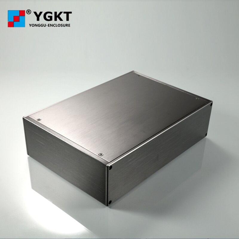 256*70.2-N mm (W-H-L) bonne qualité et boîtier haute utilisation boîtier de projet boîtier en aluminium/boîtier en métal d'extrusion en aluminium