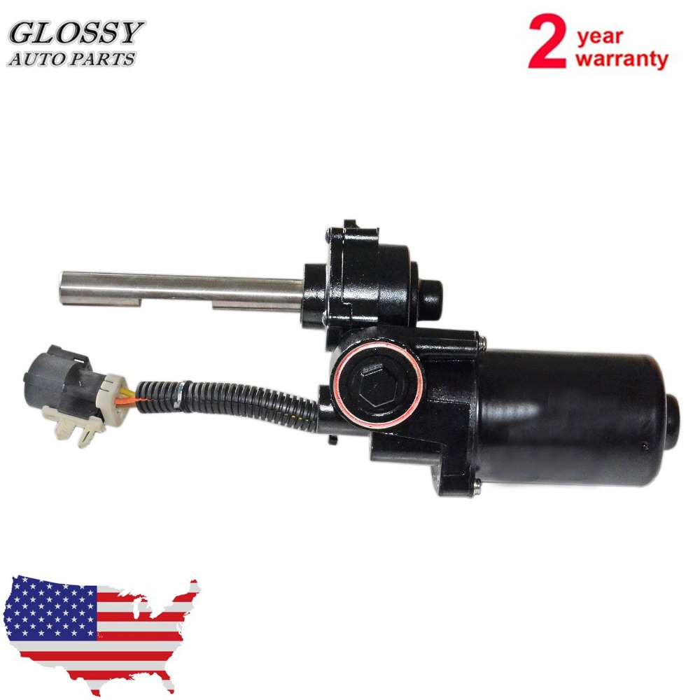 AP03 New Left  Power Running Board Motor(LEFT) For Ford Expedition 5.4L 07-14 9L7Z16A506A 9L7Z16A507A
