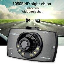 """Cámara del coche G30 2.4 """"vídeo del coche dvr grabador dash cam 90 grados de ángulo ancho motion night vision detección g-sensor de la rociada leva"""