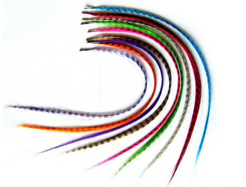 96pcs new arrival hair jewelry 14inch Straight Hair accessories Extension synthetic hairwear with free beads and hook