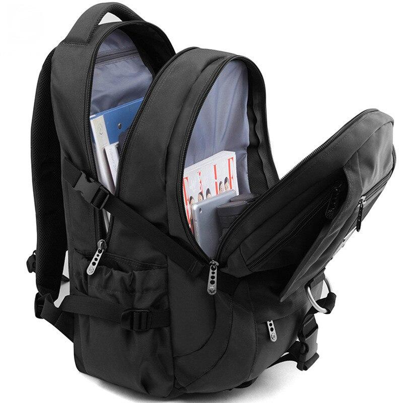 Feminina Oxford Dos Pouces Mochila Ordinateur Cartable Vintage Bagpack De Voyage Hommes Noir New vert Portable Femelle Sac À Backpack17 gris Étanche TqvId6w