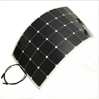Power of 120w solar panels, for your outdoor travel electricity to provide a lot of convenience,  There is electricity in thesun