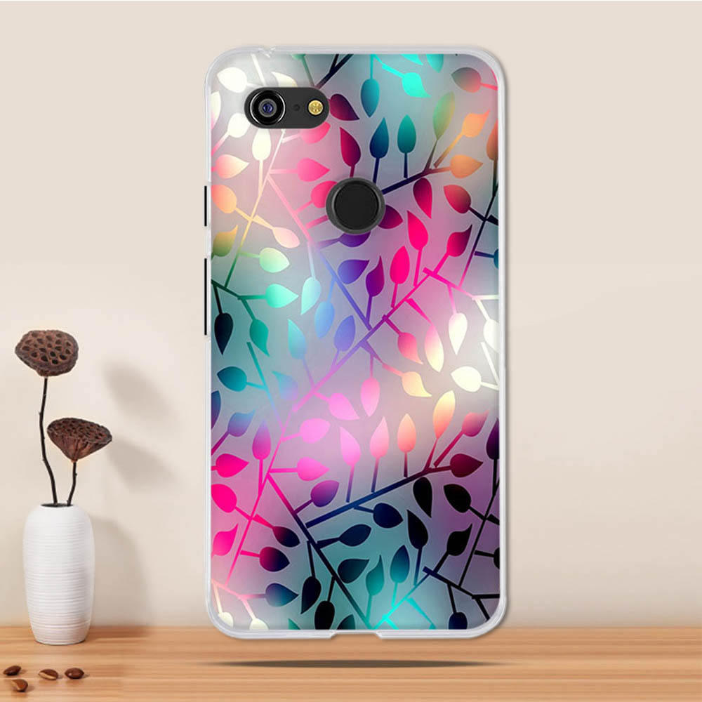 For Google Pixel 3 XL Case Cover Tpu 3D Case For Google Pixel 3 XL Case Silicone Coque Fundas For Google Pixel 3 XL 3XL Cover