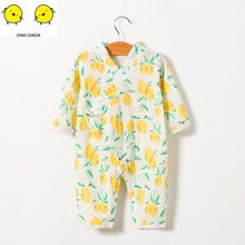 Newborn baby girl clothes rompers toddler costume baby boy clothing long sleeve cotton 0-3 years ols infant pajamas ropa de bebe цена 2017