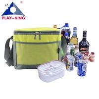 Neue Wasserdichte Isolierung Tasche Thermische Tasche Folie Kühler Eis Frisch Tasche Outdoor Camping Reise Picknick Tasche
