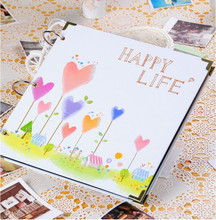 12 Inch Children Diy Photo Album Scrapbooking Homemade Gift Handmade Baby Album Photo