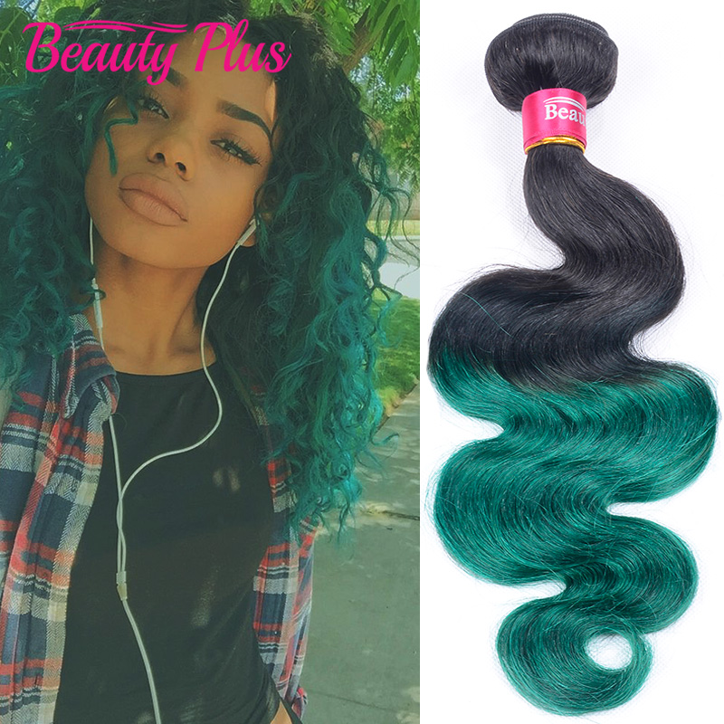 7a best malaysian body wave ombre hair two tone 1b green human 7a best malaysian body wave ombre hair two tone 1b green human hair extensions 3pcs lot mint green malaysian ombre hair bundles in hair weaves from hair pmusecretfo Gallery