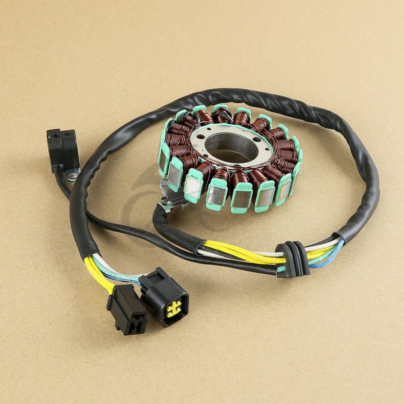 Motorcycle Magneto Stator Coil For Suzuki DR250 DR 250 250XC 1994-2007 95 96 97