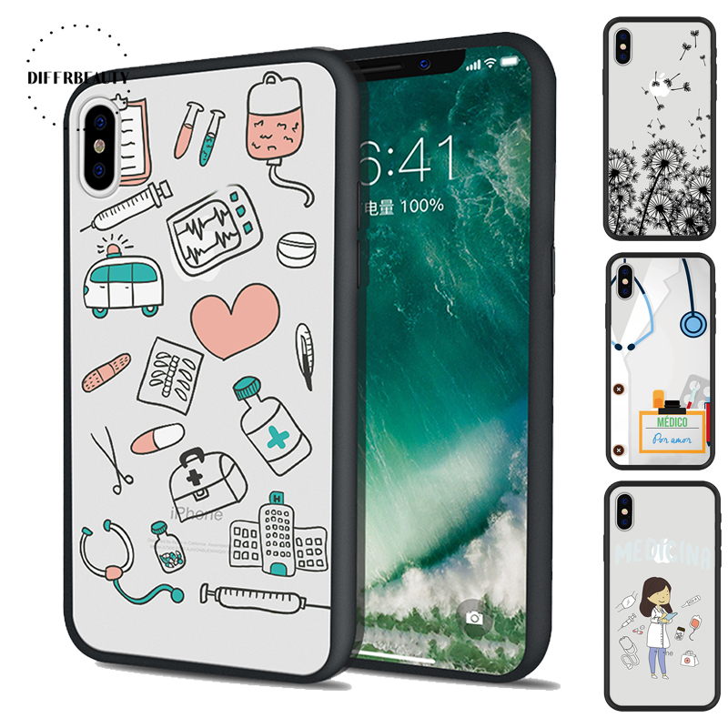 coque iphone x infirmiere