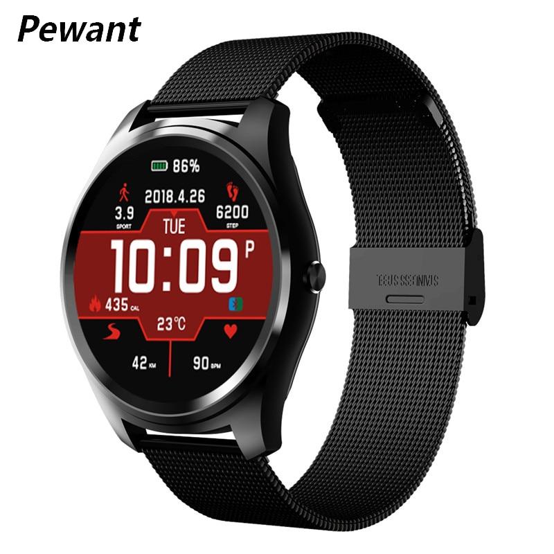все цены на Pwanet X10 Heart Rate Monitor Smart Watch Blood Pressure Oxygen SmartWatch Pedometer Men Women Sport Fitness Watches bluetooth онлайн
