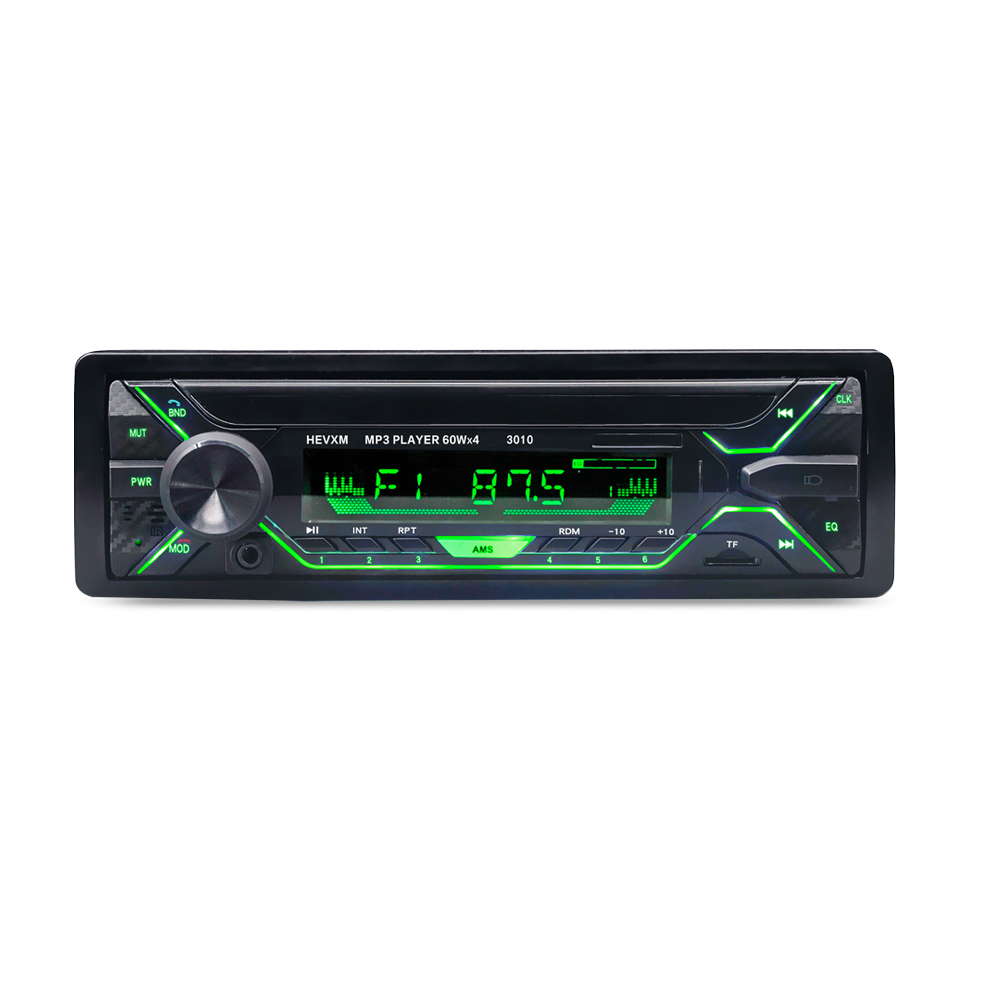 Hot Sale Car Radio Stereo Player Bluetooth Telephone AUX-IN MP3 FM / USB / 1 Din / Remote Control 12 V Car Audio 12v 1 din in dash bluetooth auto car radio stereo mp3 audio player fm aux input receiver support usb sd mmc remote control