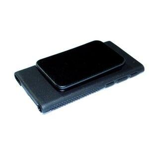 Image 2 - ハイブリッド TPU シリコーンケースアップルの Ipod Nano 7 保護ケース s 7th 世代 Nano7 7 グラムカバー Coques fundas とベルトクリップ黒