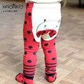 (Брюки + Носки) детские Мальчики Девочки Брюки Детская Одежда Хлопка Младенца Длинные Брюки Девочка Шаровары Детские Мальчики Девочки Одежда